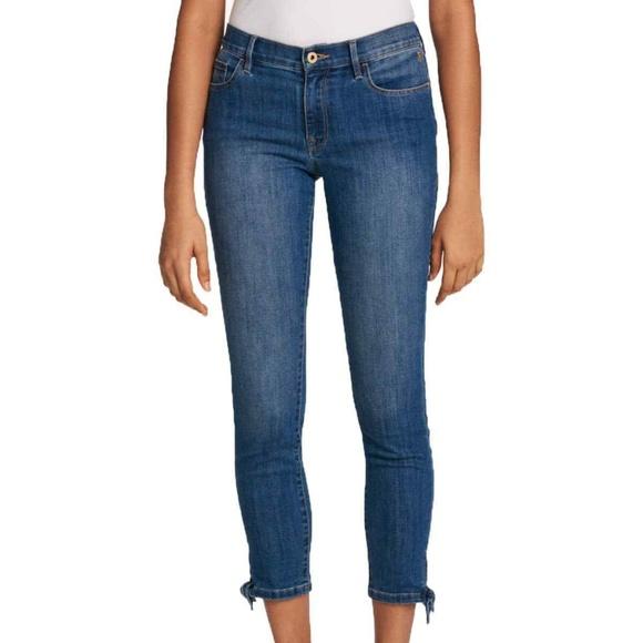 a635edd4 Tommy Hilfiger Jeans | Womens Tieankle Skinny 6 | Poshmark